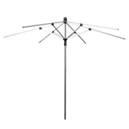 Outdoor Displays Hexagonal Umbrella Frame