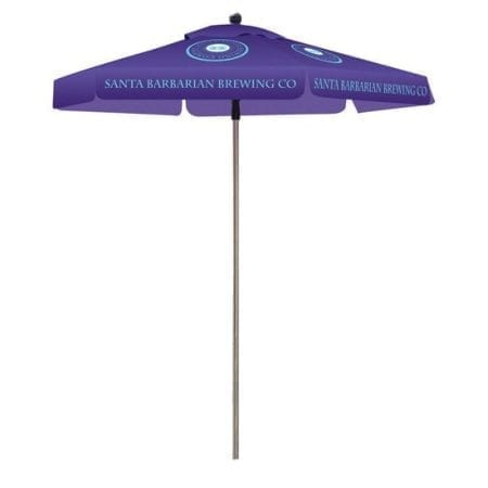 Outdoor Displays Square Umbrella No Base