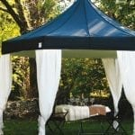 V3 Hexagonal Super Duty  Canopy Tent