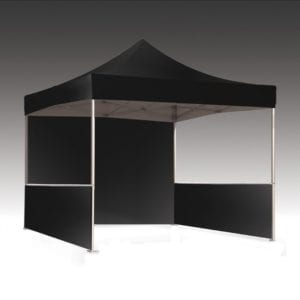 V-Series Canopy Tent - Solid Color