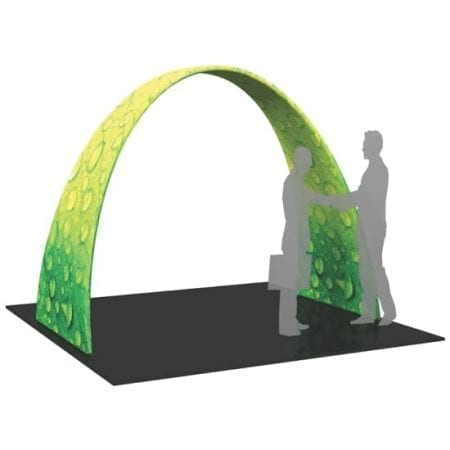 10' Fabric Exhibit Arch