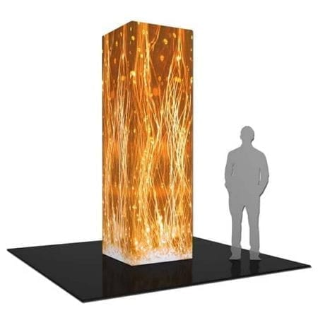 10ft Tower Display - Round