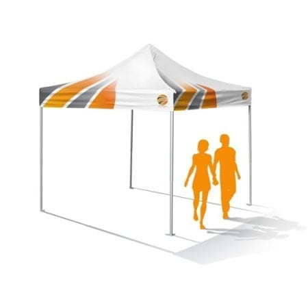 10x10 Custom Pop Up Tent