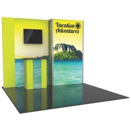 10' x 10' Light Box Rental Kit 16