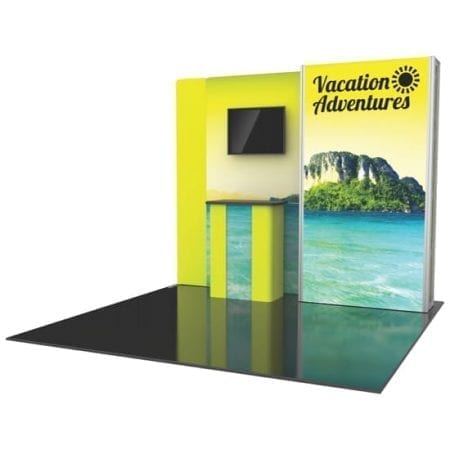 10' x 10' Light Box Rental Kit 16
