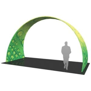 20' Fabric Exhibit Arch
