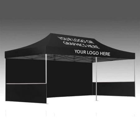 10' x 20' Heavy Duty Pop Up Tent