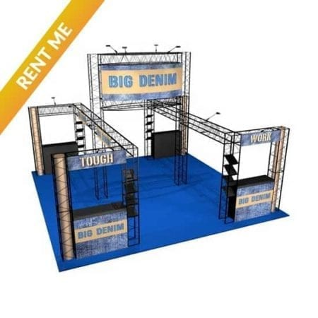 Turnkey Truss Exhibit Rentals