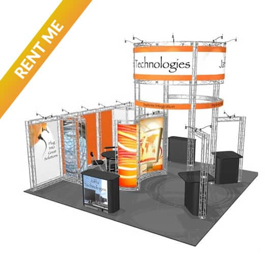 Trade Show Booth Rental