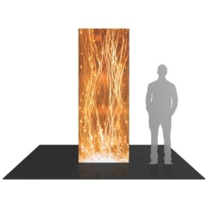 8ft Tower Display - Square