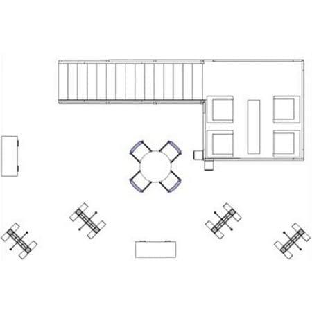 Double Deck Exhibits