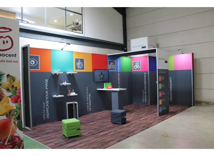 Trade Show Solutions Panoramic Displays