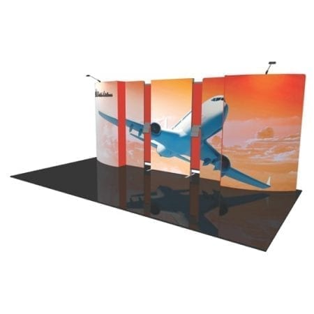 10' x 20' Light Box Rental Kit 19