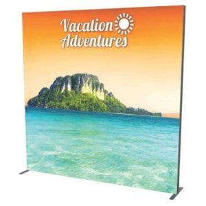 8' Square Light Box Rental