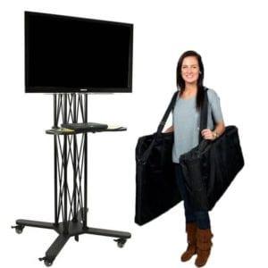 Tradeshow TV Stand