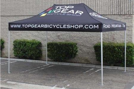 10'x15' Super Duty Pop Up Tent
