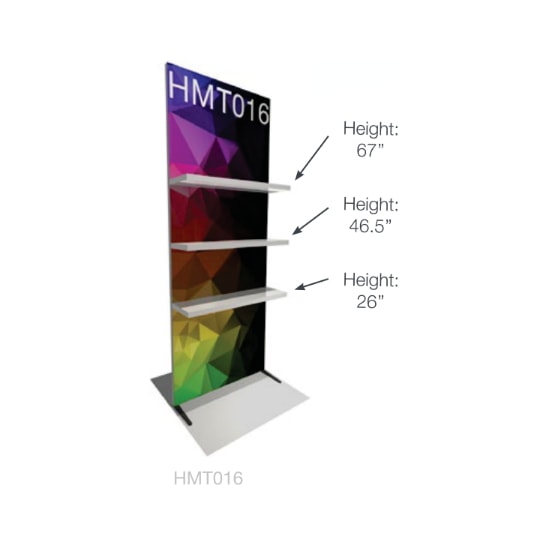 Inline Trade Show Solutions Panoramic Displays