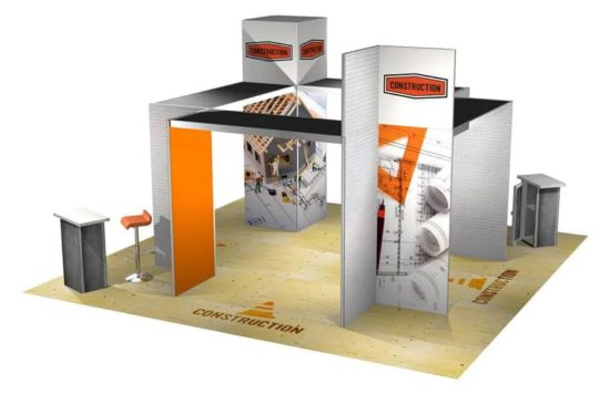 Trade Show Panoramic - H-Line 20-10