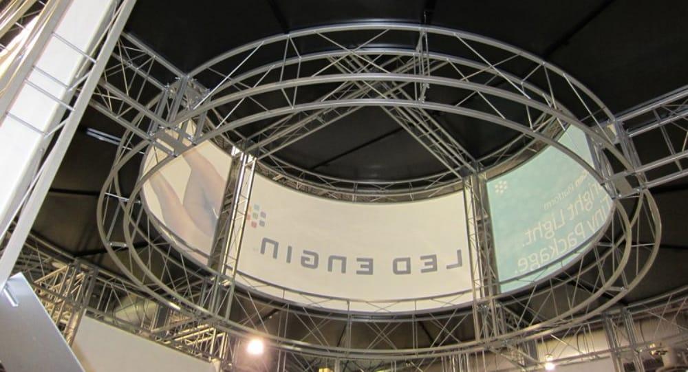 Turnkey Truss Exhibit Rentals Las Vegas - California