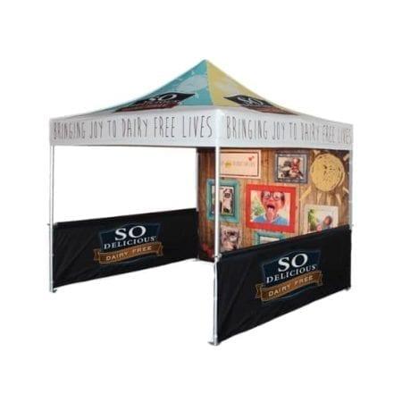 V3 Super Duty Canopy Tent - Full Digital Print
