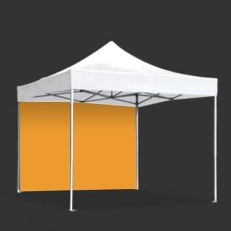 Premium Canopy Tent Wall Solid Color Fabric