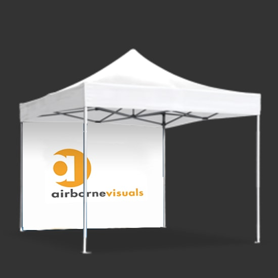 Custom Pop Up Tent Walls