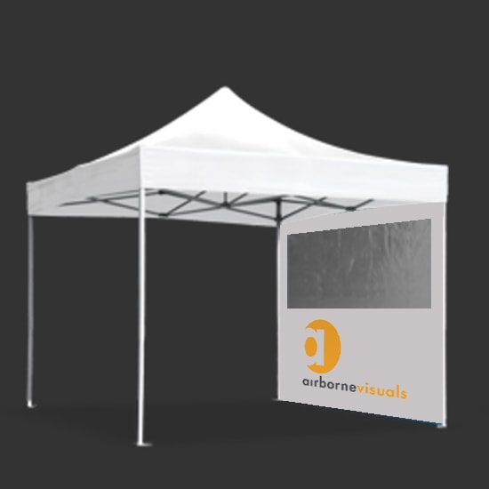 Premium Canopy Tent Wall w/ Window
