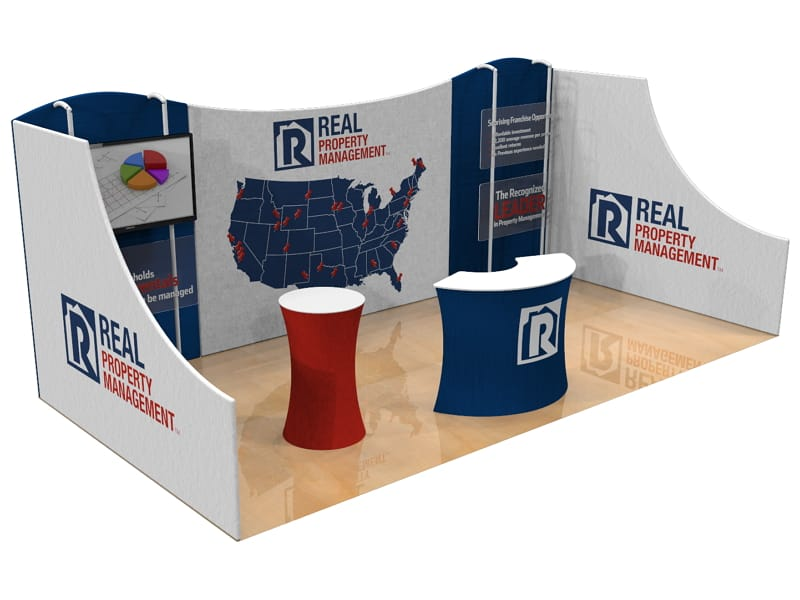 Custom Trade Show Displays