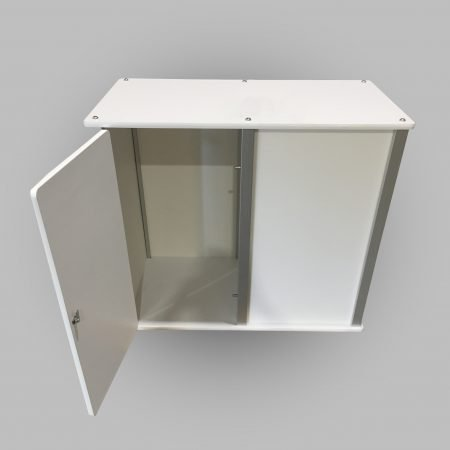 Portable Locking Counter