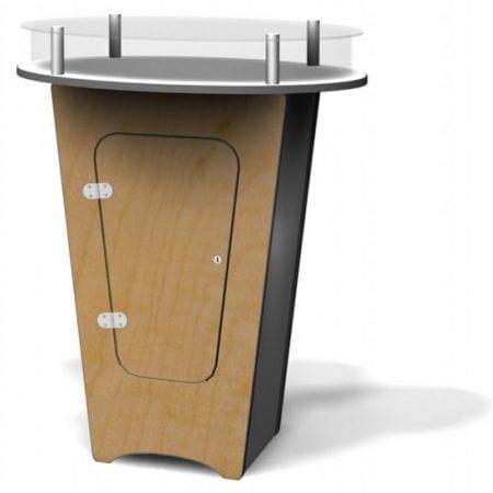 NLC1.DC Portable Locking Counter