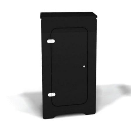 Prtable Locking Counter - Standard