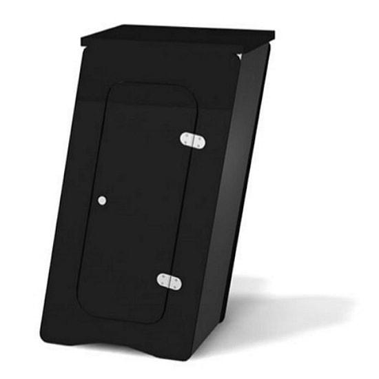 Portable Locking Counter - Slanted