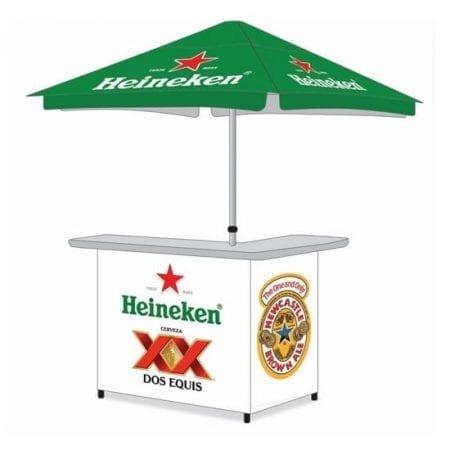Custom Branded Canopy Bar