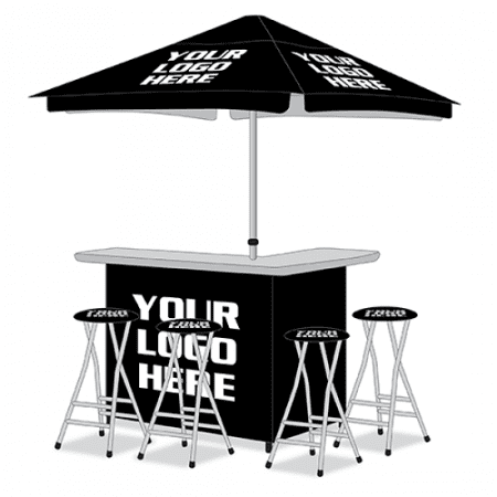 Custom Branded Canopy Bar