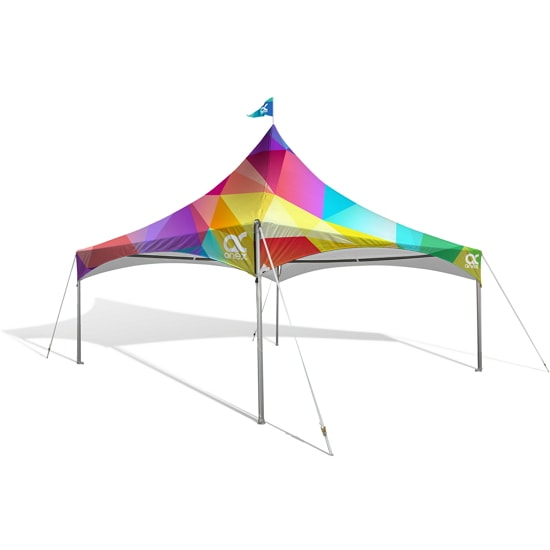 Custom Canopy Tent Full Color Print