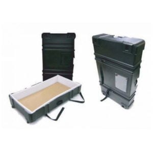 Portable Locking Counter Shipping Case