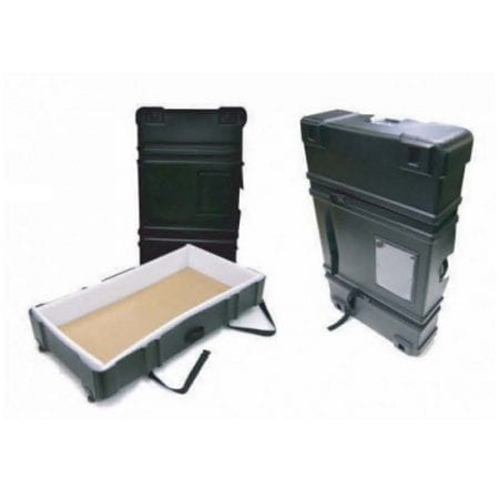 Portable Locking Counter Shipping Case