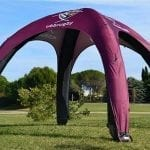 10′ x 10′ Inflatable Canopy Tent