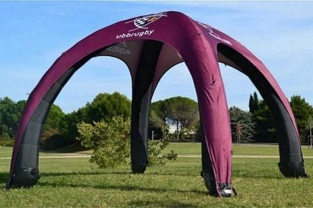 10' x 10' Inflatable Canopy Tent