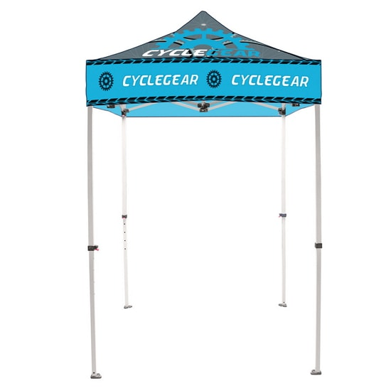 5ft Steel Canopy Tent
