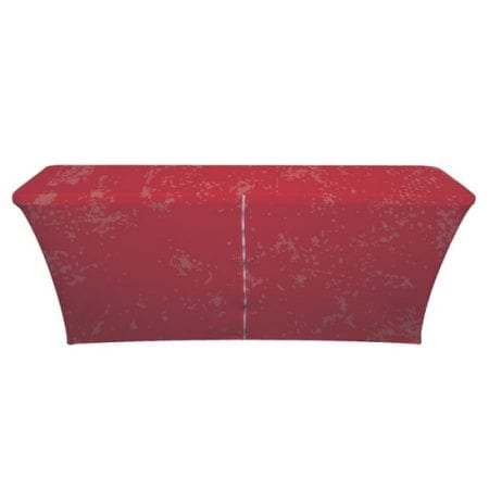 8ft Spandex Table Cover – With Zipper