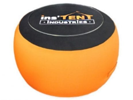AirLounge Inflatable Ottoman