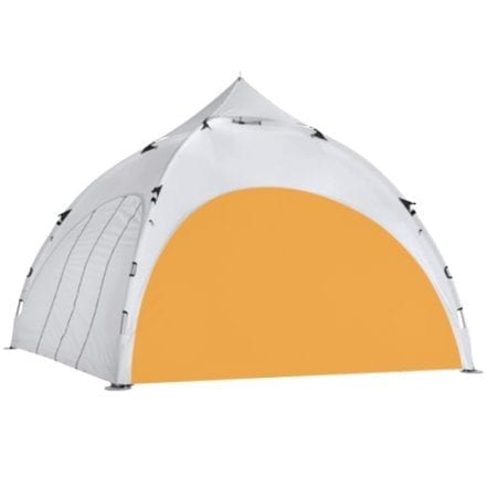 Dome Canopy Tent Full Color Print Wall