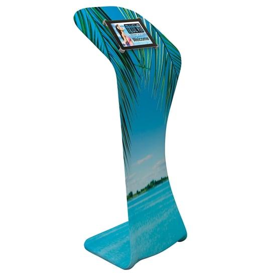 Fabric iPad Stand