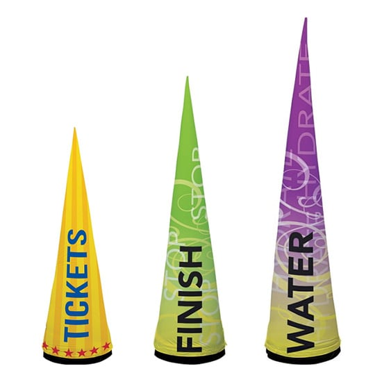 Inflatable Cone Sizes