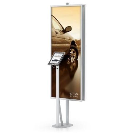 iPad Stand Pro Hybrid Frame - Large