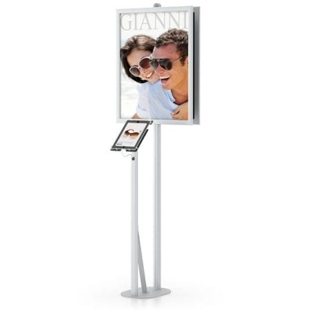 iPad Stand Pro Hybrid Frame - Small