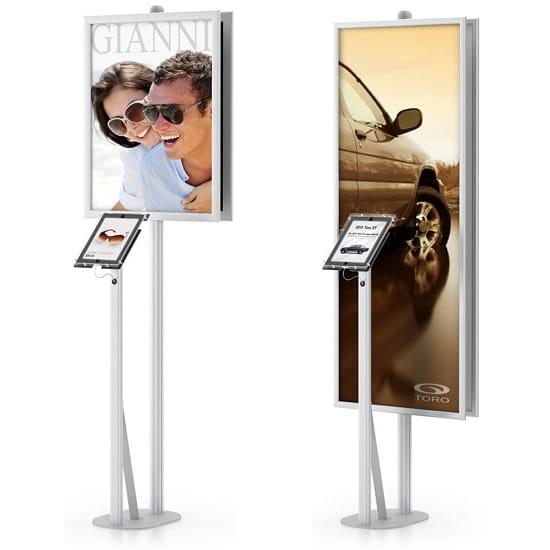 iPad Stand Pro Hybrid Frame