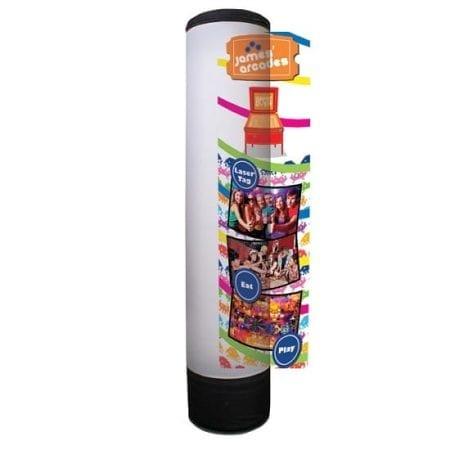 LuminAir Inflatable Display