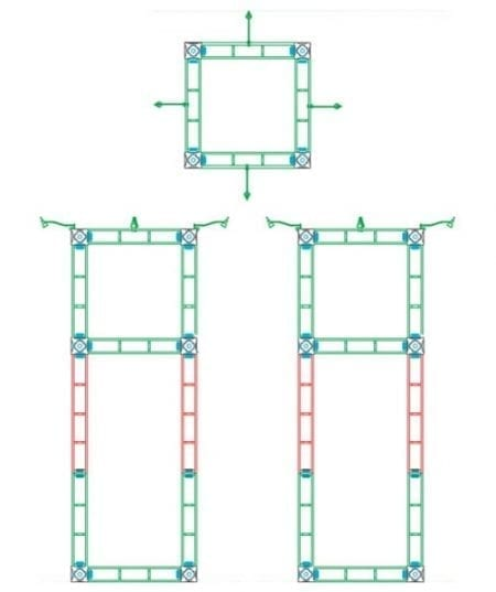 Truss Tower - Neptune Frame